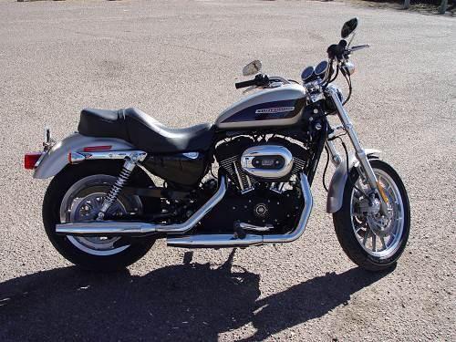 2007 Harley DavidsonR XL1200R SportsterR 1200 Roadster