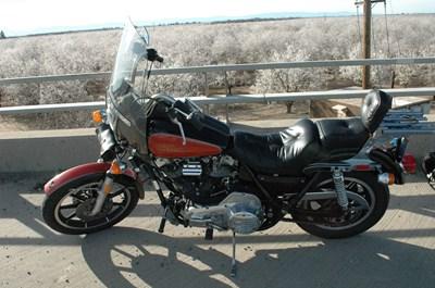 Used 1982 Harley-Davidson® Super Glide II