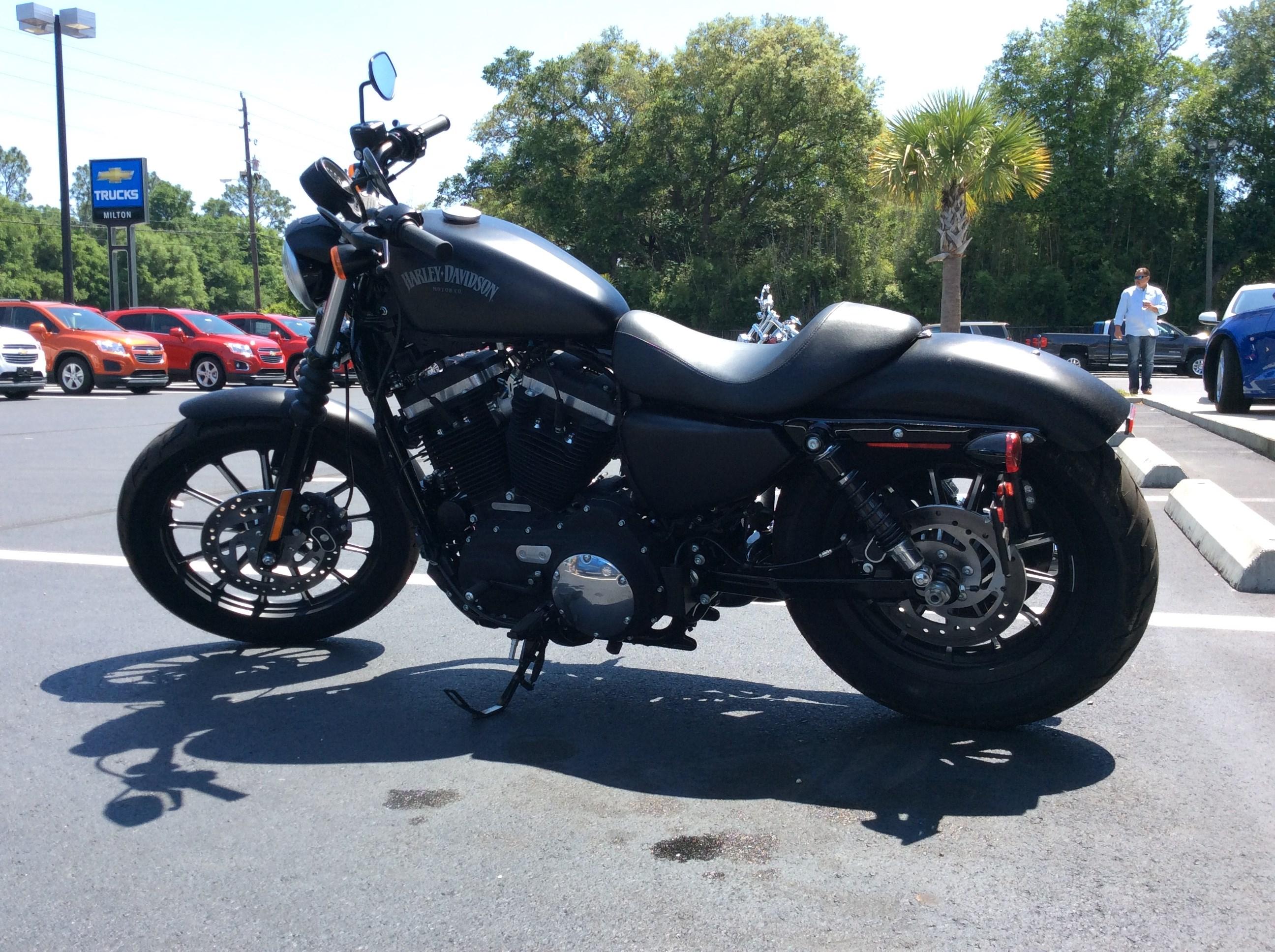 Sportster Motorcycles For Sale Columbus Ga >> 2015 Harley-Davidson® XL883L Sportster® SuperLow® (Black), MILTON, Florida (634091 ...