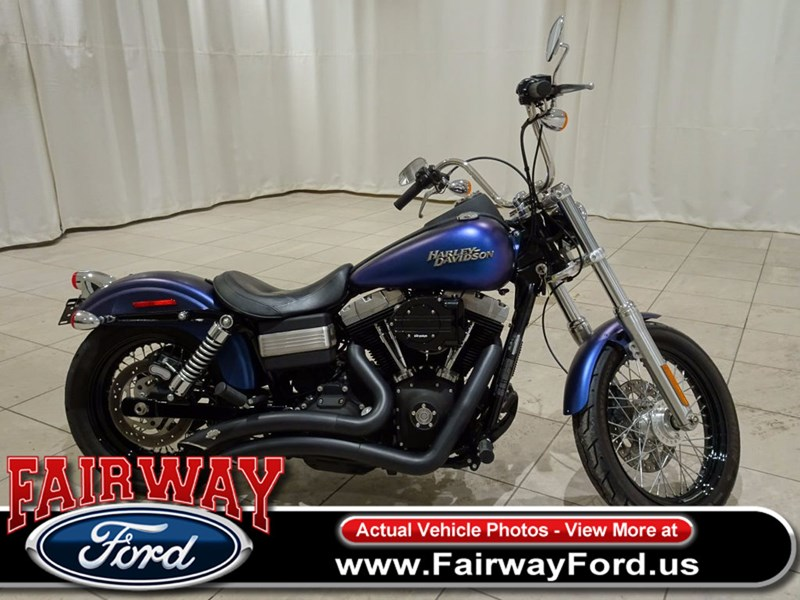 Photo of a 2010 Harley-Davidson® FXDB Dyna® Street Bob®
