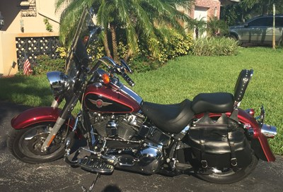 Used 2000 Harley-Davidson® Softail® Fat Boy®