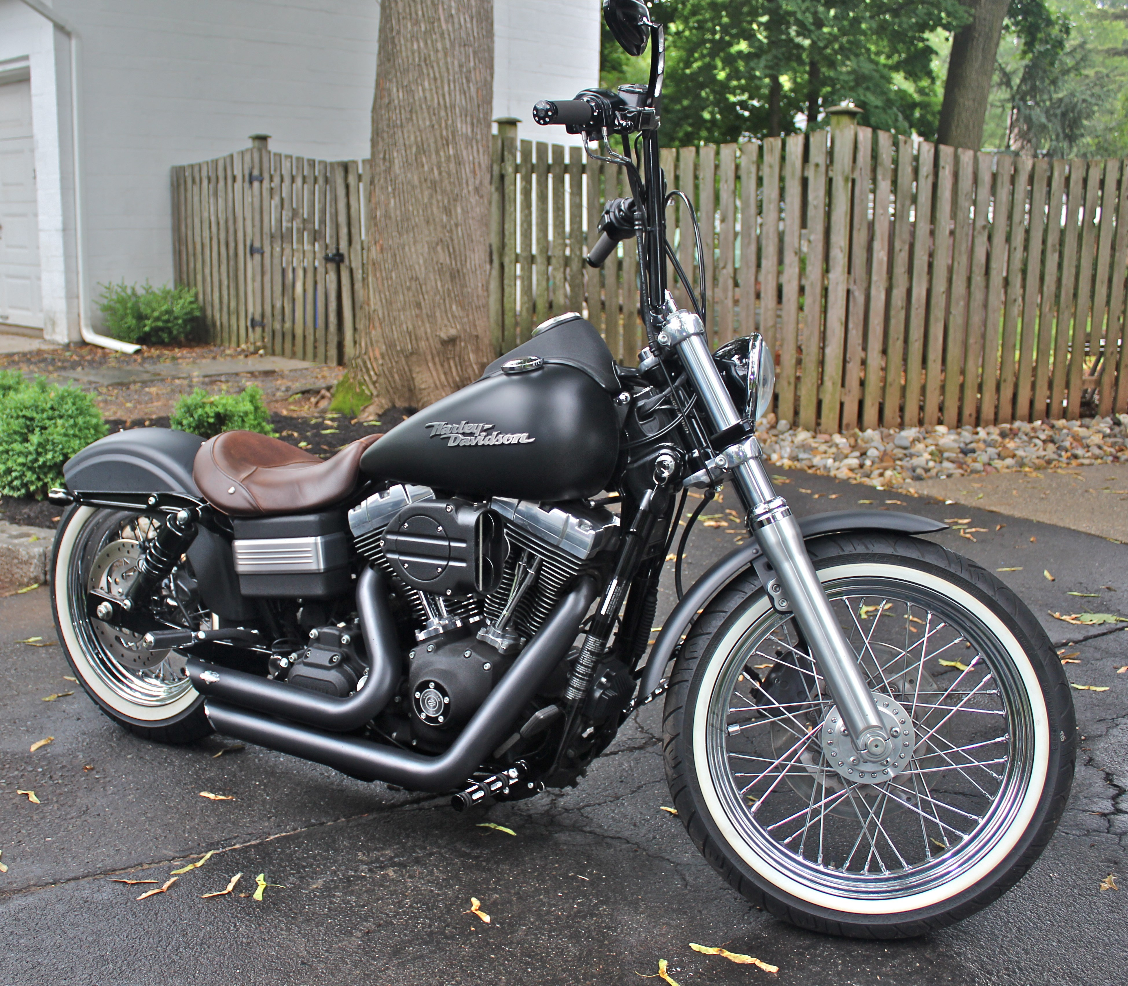 2006 Harley Davidson 174 Fxdb I Dyna 174 Street Bob 174 Matte
