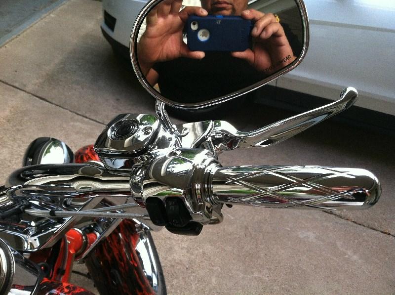 Fargo Harley Davidson Motorcycle