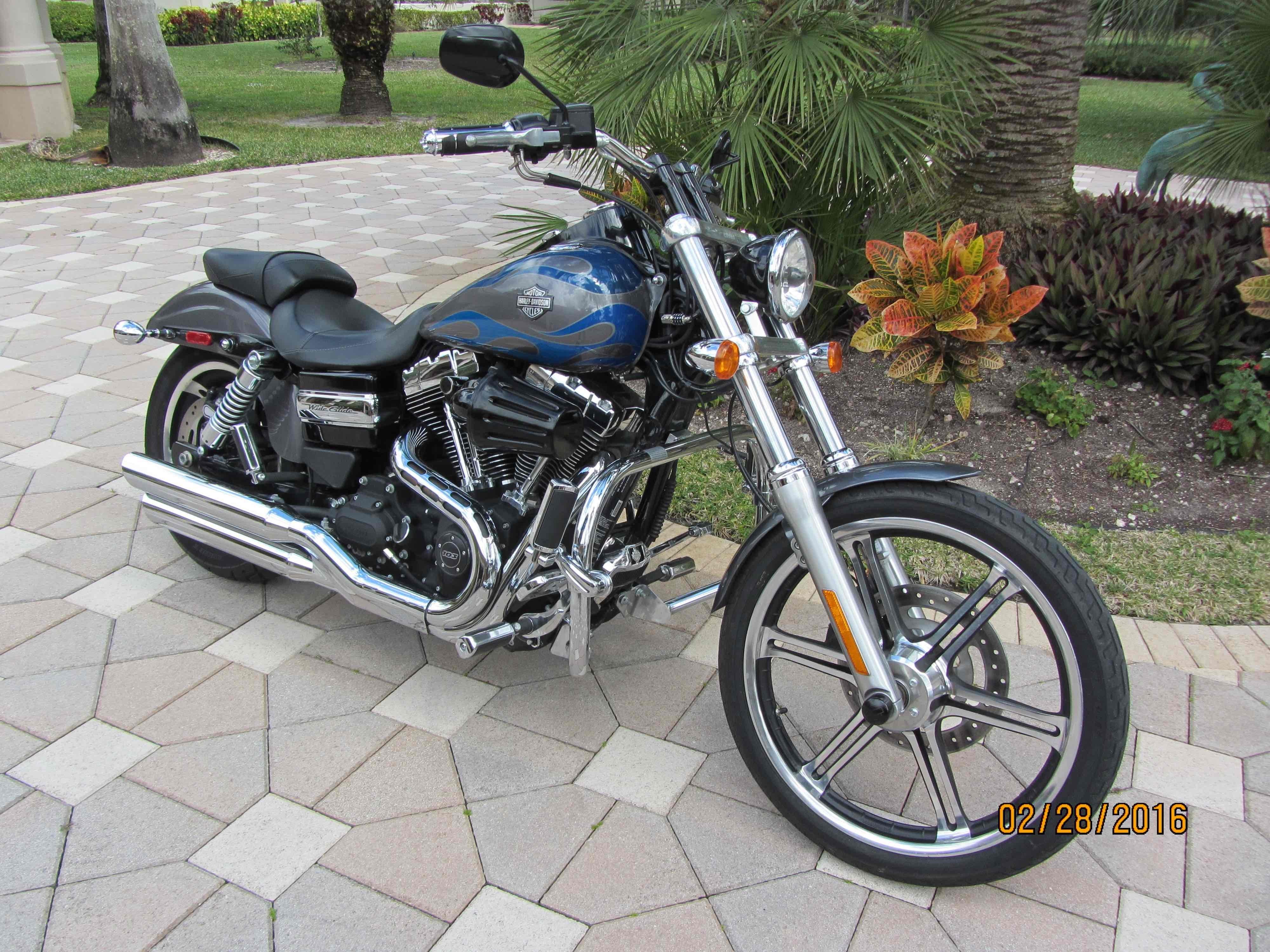 Harley-Davidson® Dyna Wide Glide® for Sale (360 Bikes, Page 1 ...