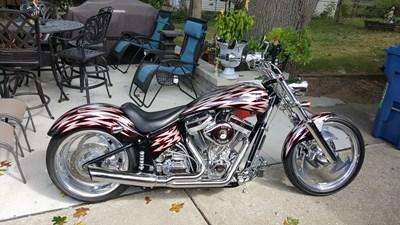 Used 2004 American IronHorse Outlaw