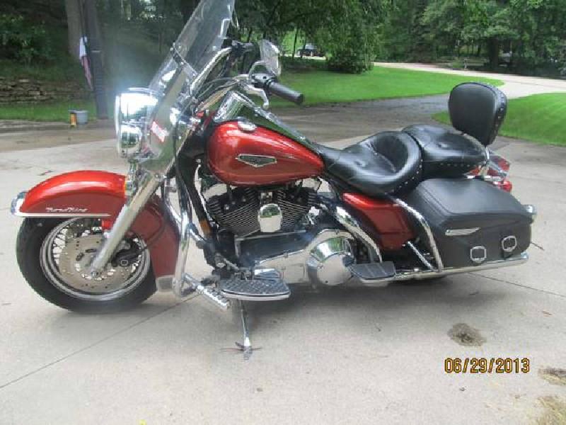 Harley Davidson Road King Classic Wi
