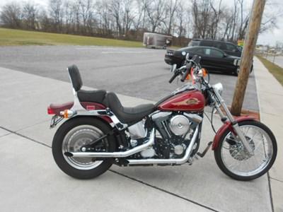 Used 1995 Harley-Davidson® Softail® Custom