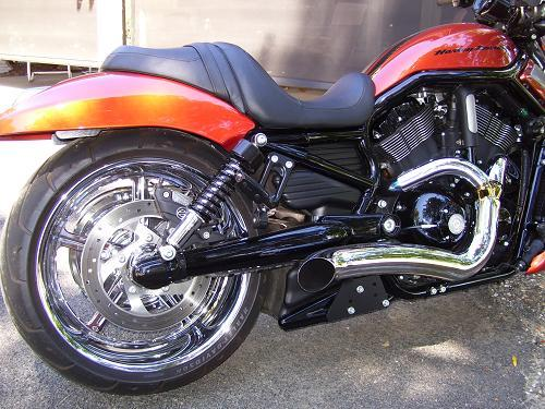 2011 Harley-Davidson® VRSCDX Night Rod® Special (burnt ...
