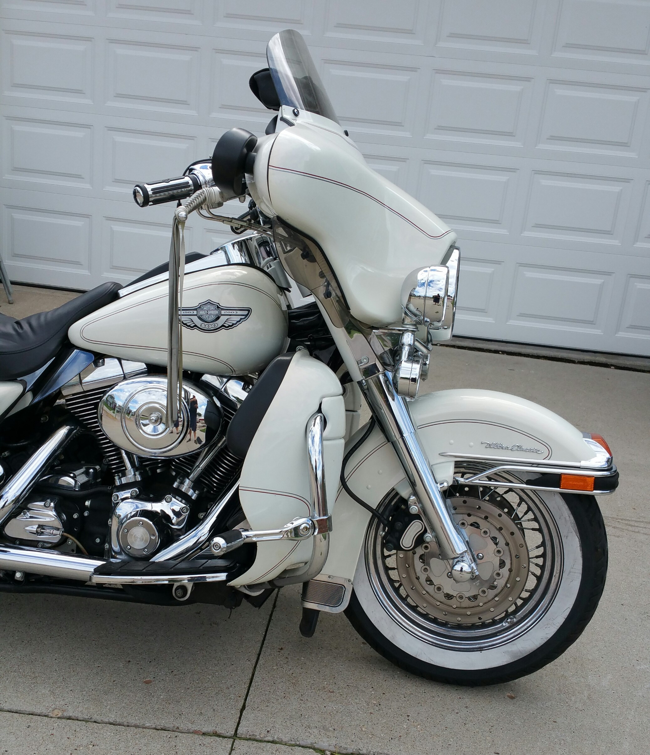 Harley Davidson Electra Glide Ultra Classic Anniversary