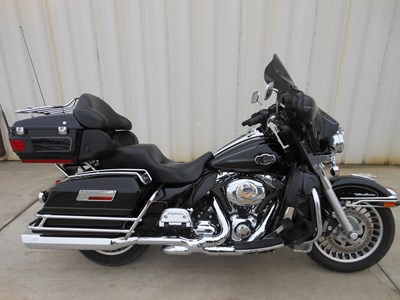 Used 2011 Harley-Davidson® Electra Glide® Ultra Classic®
