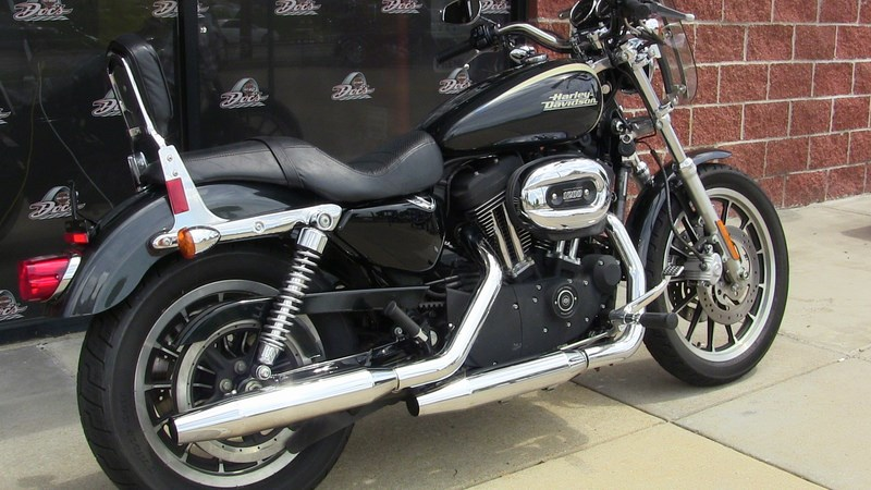 Photo of a 2008 Harley-Davidson® XL1200R Sportster® 1200 Roadster®