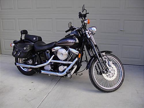 Photo of a 1997 Harley-Davidson® FXSTSB Softail® Bad Boy™