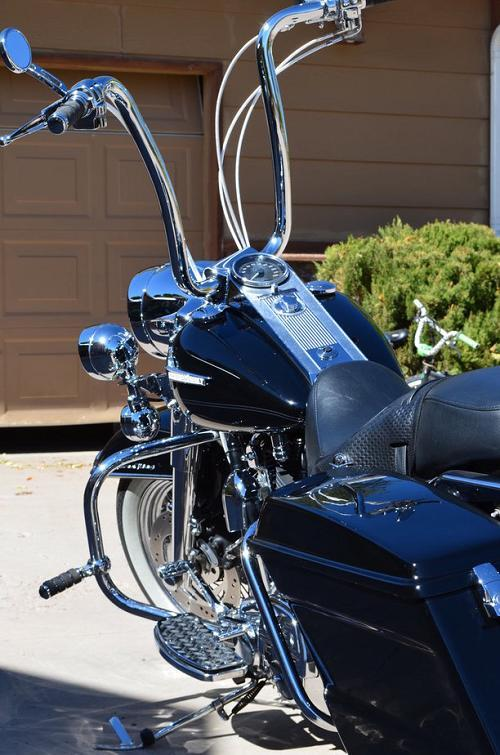 Cheap Air Filters >> 2004 Harley-Davidson® FLHRCI Road King® Classic (Vivid ...