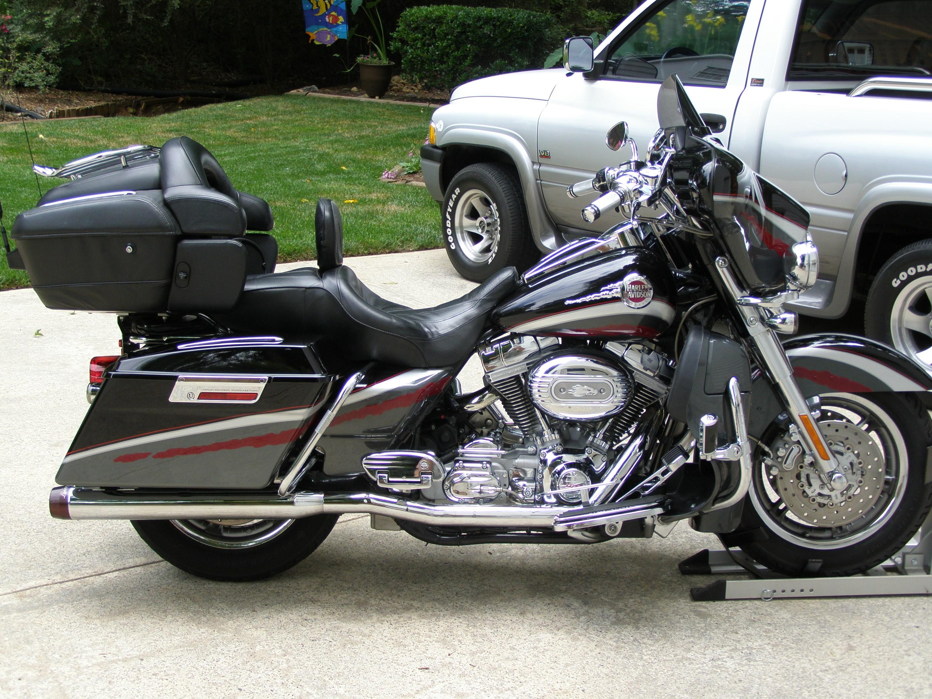 Harley Davidson 174 Screamin Eagle Electra Glide 174 For Sale