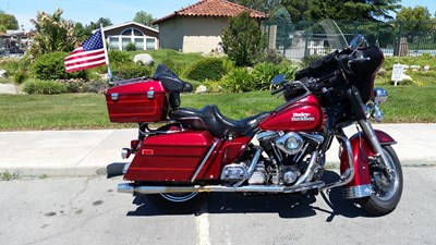 Used 1988 Harley-Davidson® Electra Glide® Classic