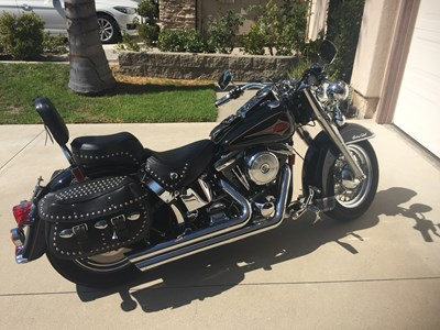 Used 1998 Harley-Davidson® Heritage Softail® Classic