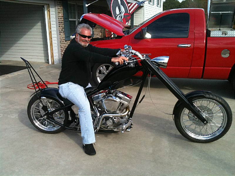 Photo of a 2004 Special Construction  Chopper