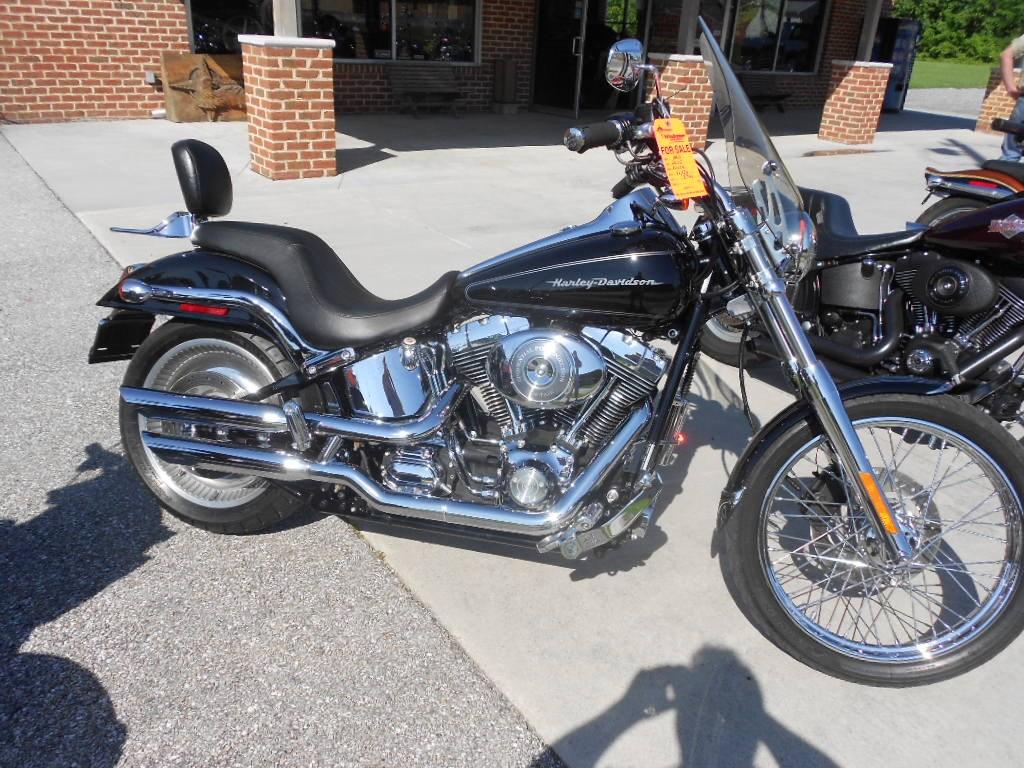 2005 Harley-Davidson® FXSTD/I Softail® Deuce™ – $8200