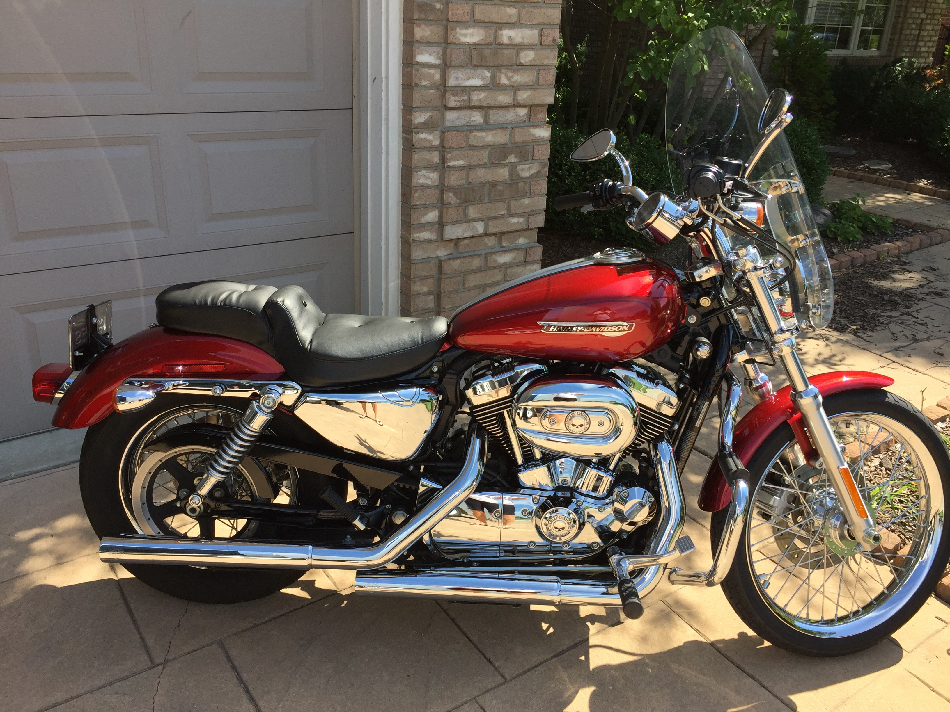 all new used harley davidson sportster 1200 for sale 1 968 bikes page 1 chopperexchange. Black Bedroom Furniture Sets. Home Design Ideas
