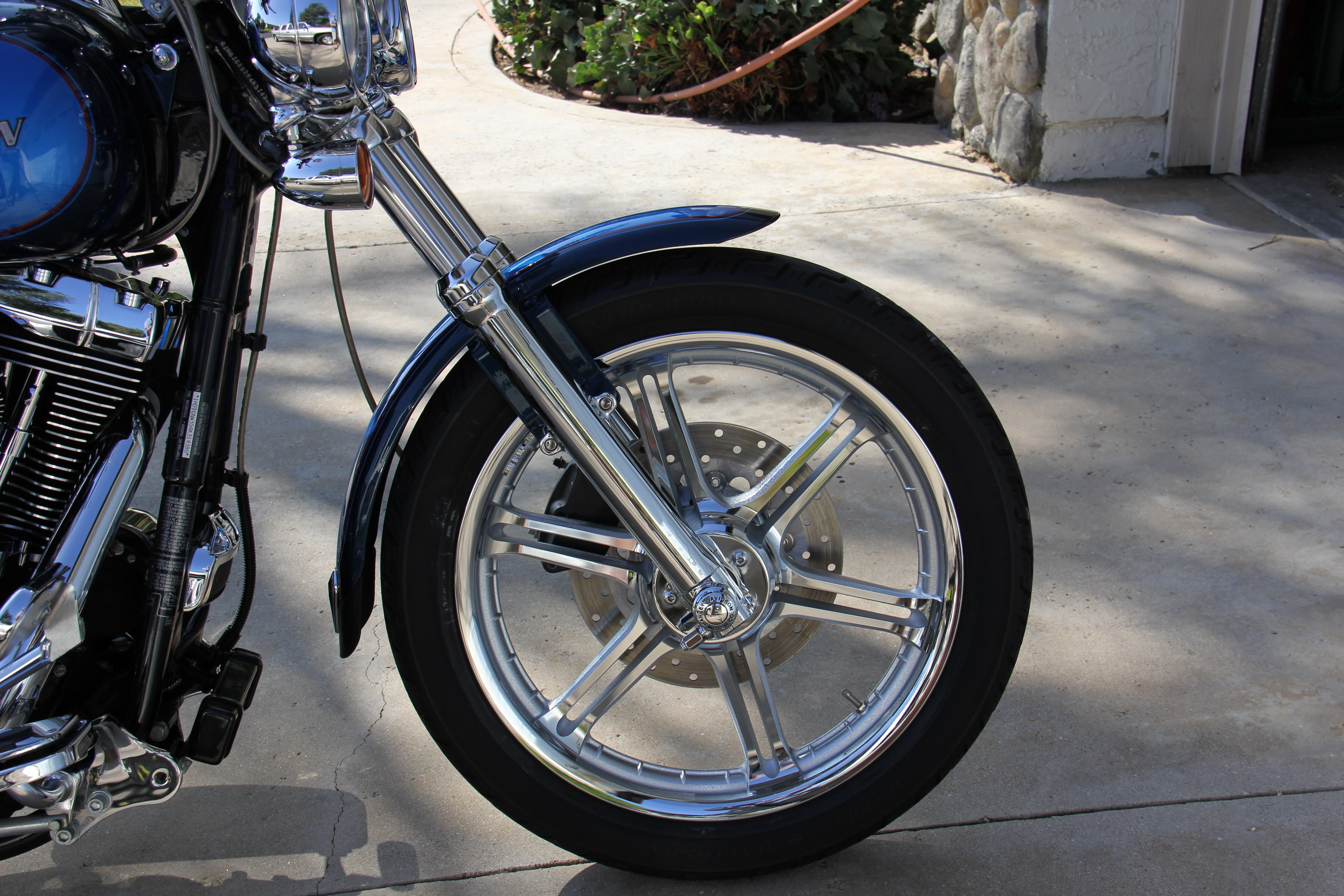 Harley Low Rider For Sale San Diego Ca >> 2004 Harley-Davidson® FXDL/I Dyna Low Rider® (Factory-Two-tone Luxury Blue and Impact Blue (Red ...