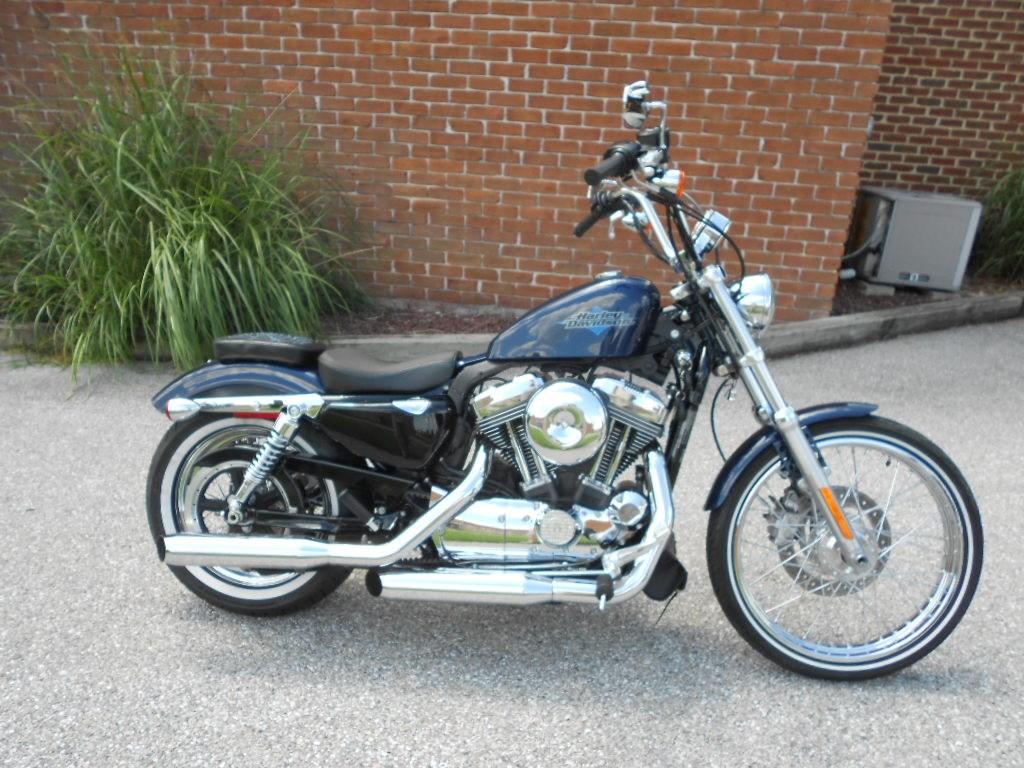 2012 Harley-Davidson® XL1200V Sportster® Seventy-Two™ – $7900