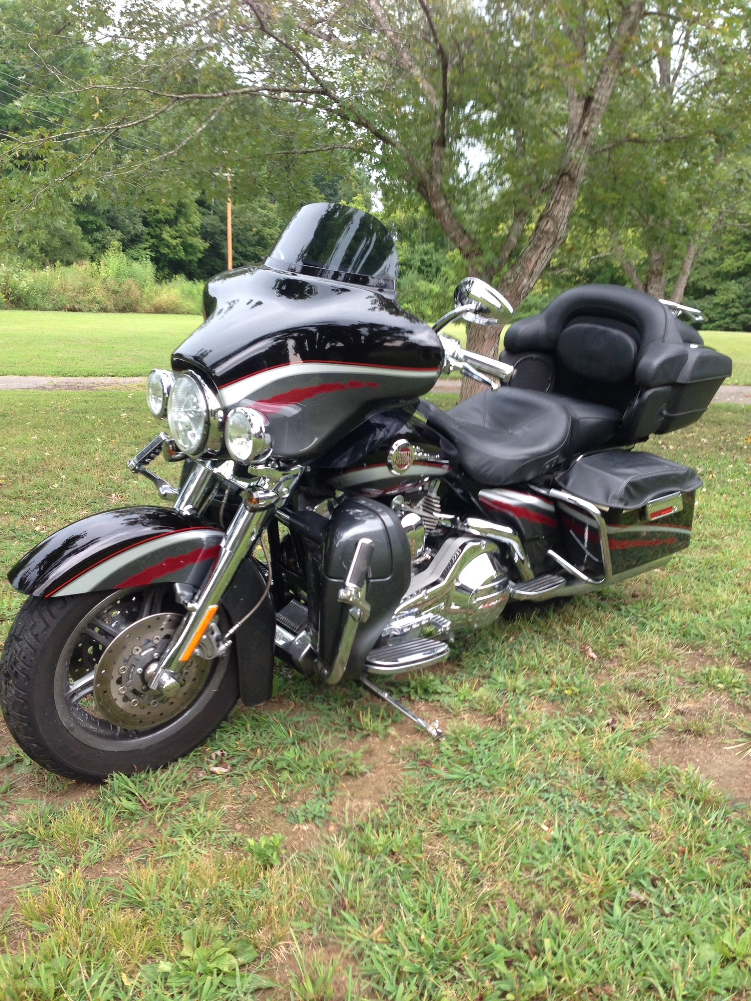 Motorcycles For Sale San Marcos Tx >> 2006 Harley-Davidson® FLHTCUSE Screamin' Eagle® Ultra Classic® Electra Glide® (Black ...
