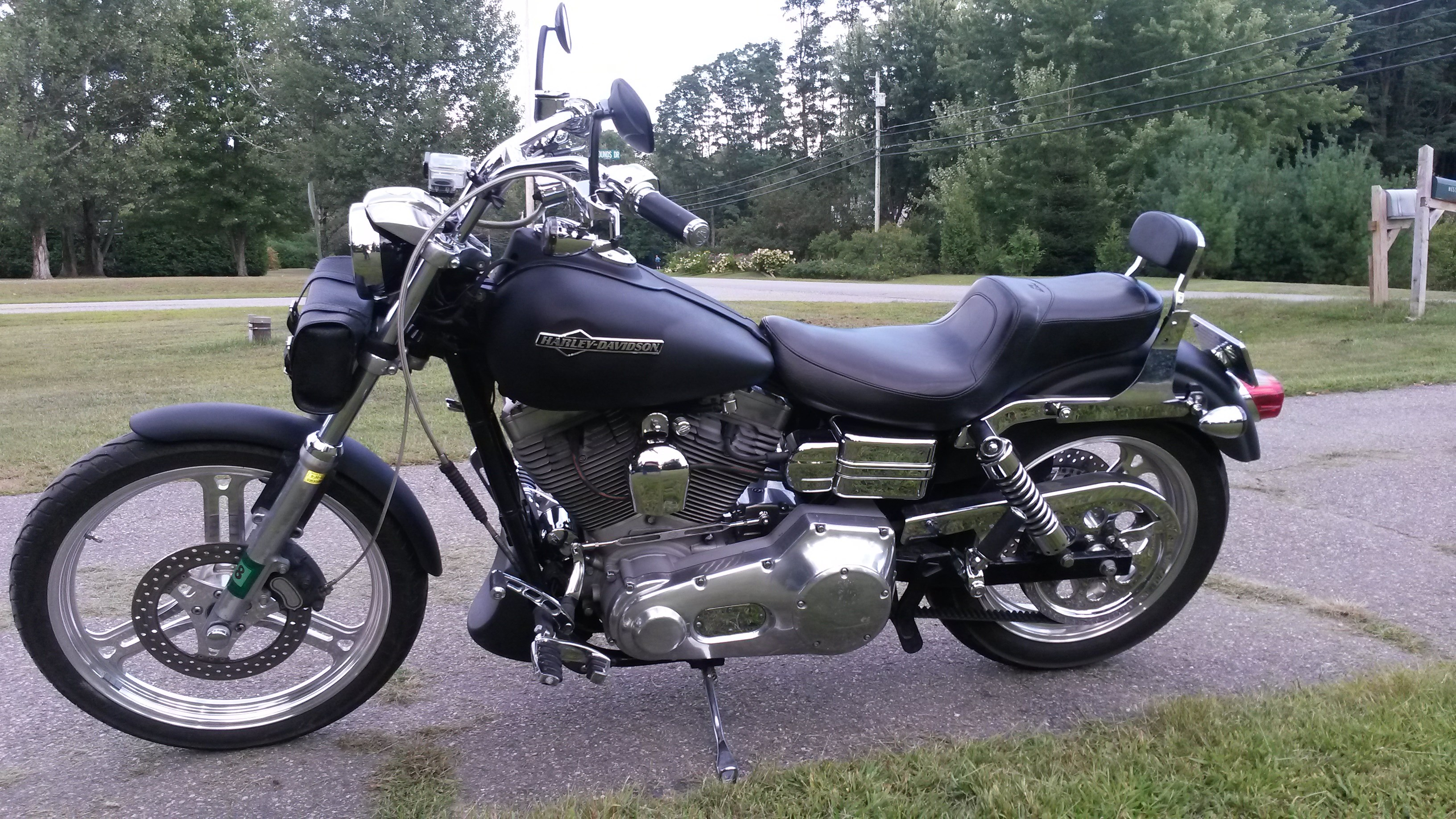 Dyna For Sale San Marcos Ca >> 2002 Harley-Davidson® FXD Dyna Super Glide® (Black), Milton, Vermont (579896) | CycleCrunch