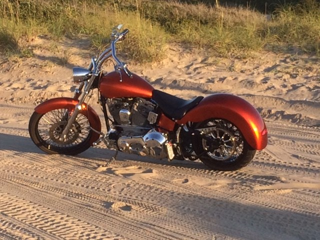 Photo of a 2002 Harley-Davidson®  Custom