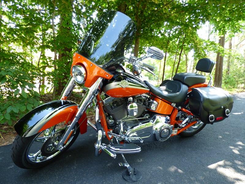 2010 Harley-Davidson® FLSTSE CVO™ Softail® Convertible ...