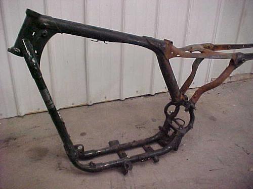 2004 Harley Davidson Sportster frame for Sale | ChopperExchange