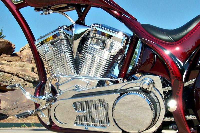 2013 Harley-Davidson® Custom (Dark Red Custom Paint), Oklahoma City, Oklahoma (538039 ...