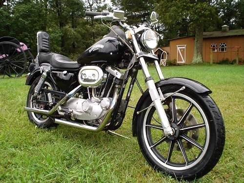 1985 Harley-Davidson® XLS Sportster® 1000 Roadster (Black ...