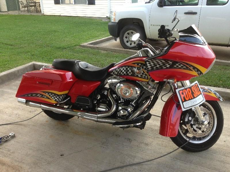 2008 Harley-Davidson® FLTR Road Glide® (Custom Paint Job ...