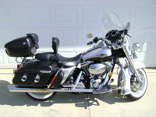 Harley Davidson Road King Value