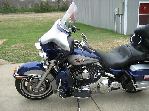 Blue Book For My  Harley Davidson Ultra Classic