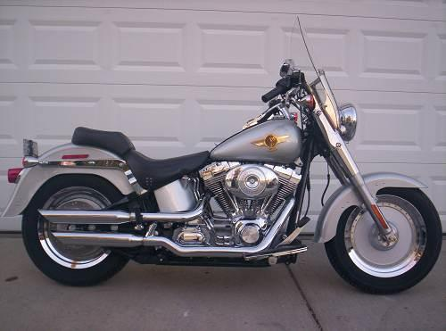 Harley Davidson Fatboy Th Anniversary Engine   Price
