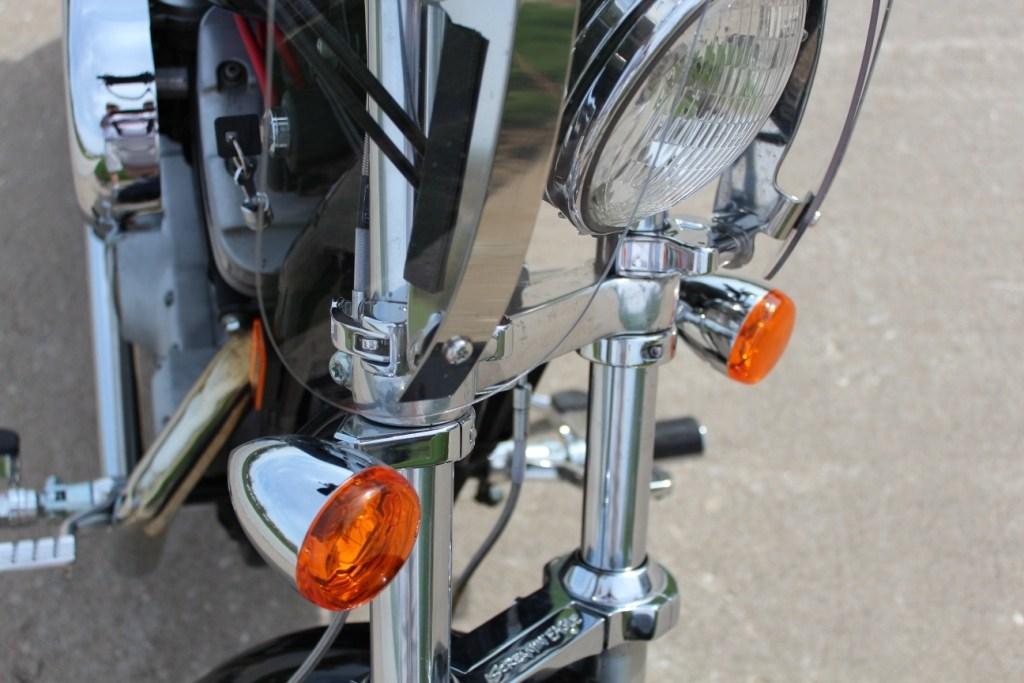 1998 Harley-Davidson® XL1200S Sportster®1200 Sport (Black), Fayette, Missouri (359594) | CycleCrunch