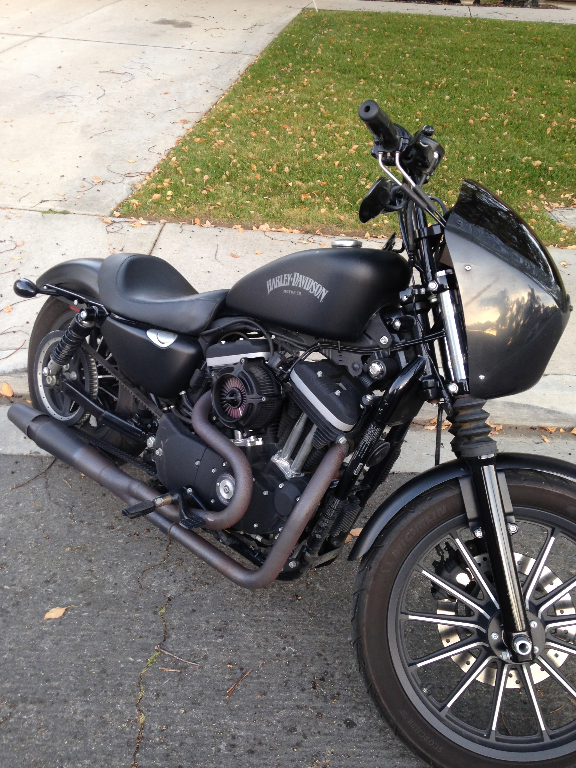 Motorcycles For Sale San Marcos Tx >> 2013 Harley-Davidson® XL883N Sportster® Iron 883™ (Black), Temecula, California (472111 ...
