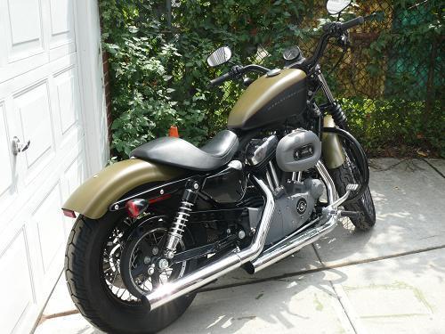 2007 Harley-Davidson® XL1200N Sportster® 1200 Nightster ...