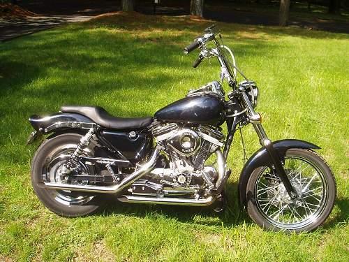 Photo of a 1990 Harley-Davidson® XLH-1200 Sportster® 1200