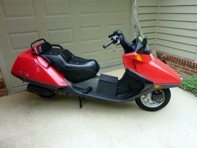 Used 1996 Honda® Helix