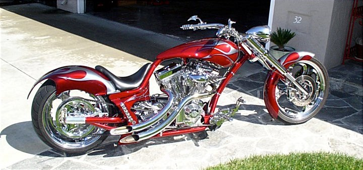 Photo of a 2005 Midwest Motor Vehicles  Custom Chopper