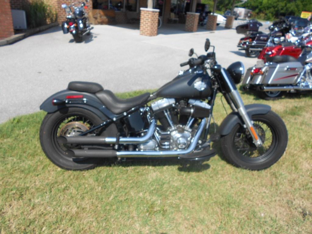 2012 Harley-Davidson® FLS Softail® Slim™ – $11900