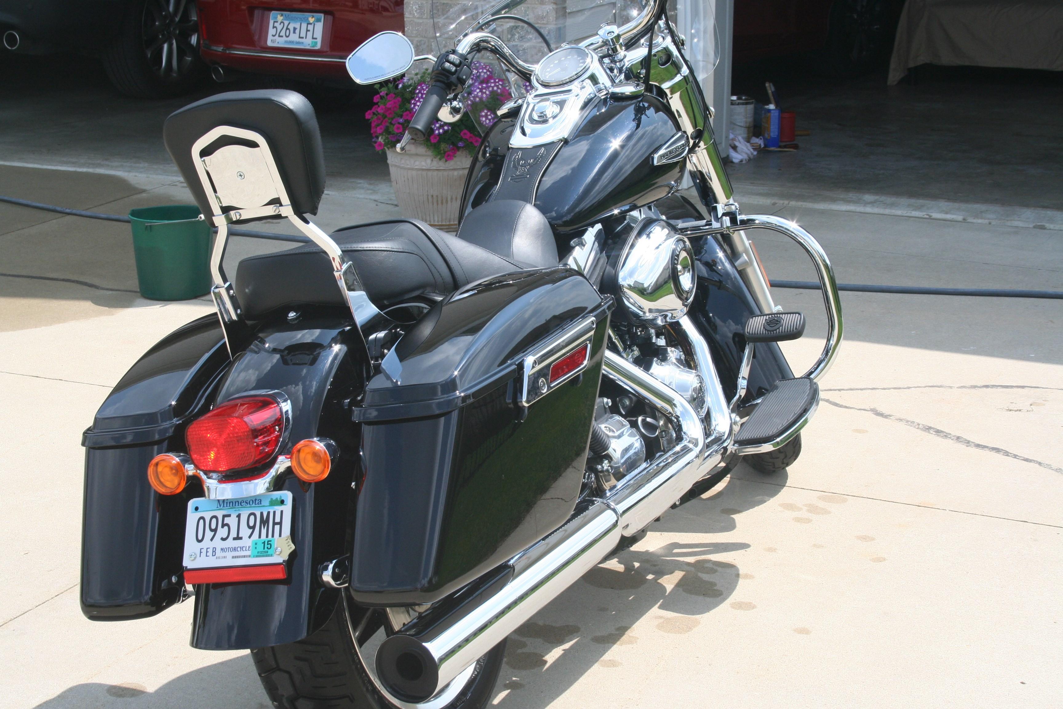 New Dyna Motorcycles For Sale Minnesota >> 2012 Harley-Davidson® FLD Dyna® Switchback (Black), Rochester, Minnesota (644220) | ChopperExchange