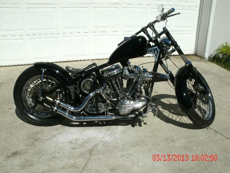1964 Harley-Davidson® FLH Duo-Glide Super Sport Panhead ...