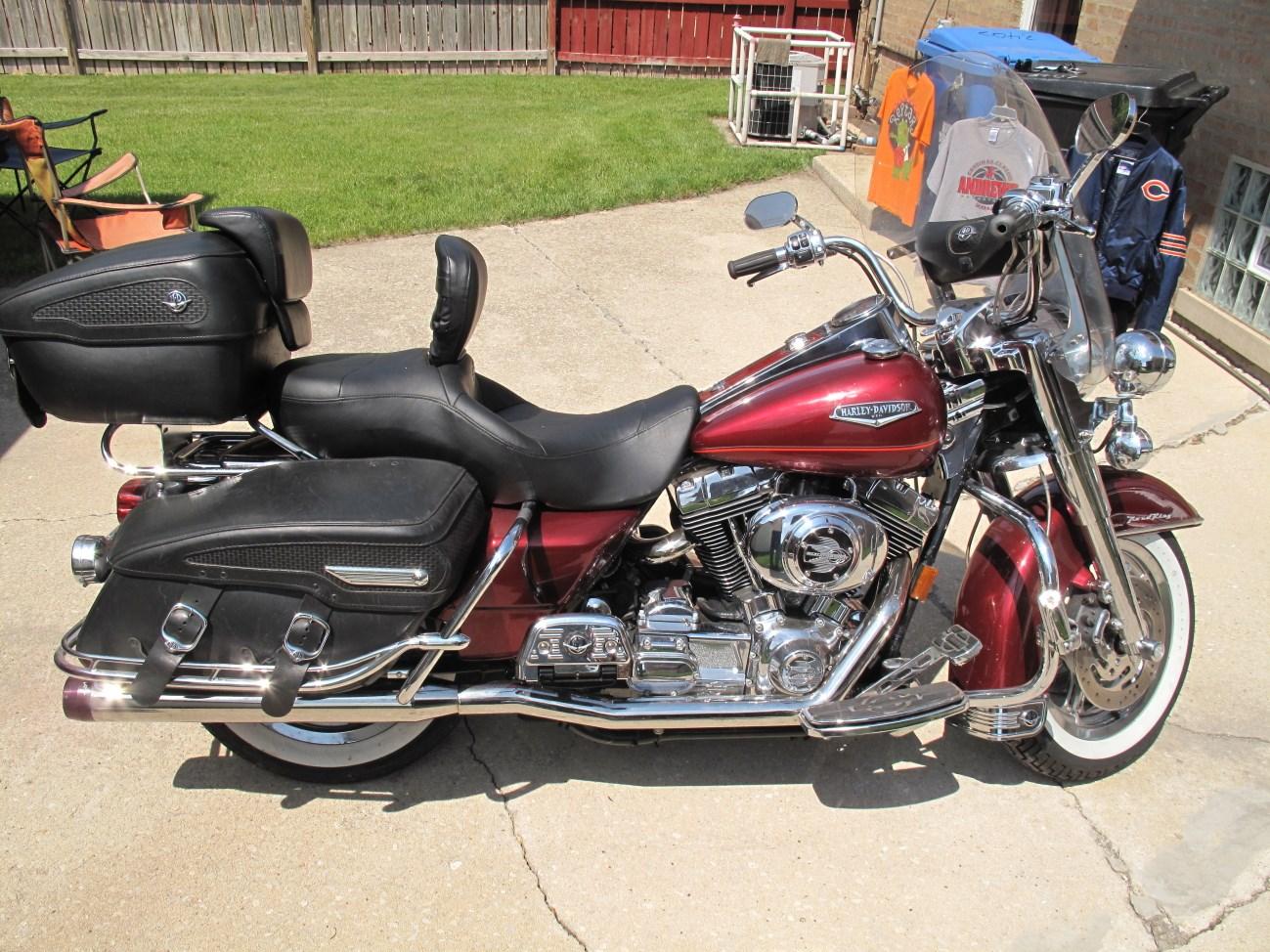 Used Harley Davidson Evansville