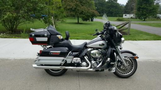 Photo of a 2010 Harley-Davidson® FLHTCU Ultra Classic® Electra Glide®