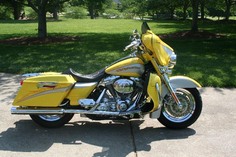 2005 Harley Davidson 174 Flhtcse2 Screamin Eagle 174 Electra