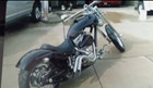 Used 2004 Bourget Bike Works Low Blow Chopper