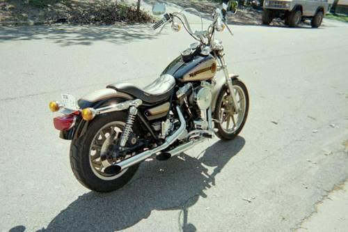 Photo of a 1988 Harley-Davidson® FXRS  Low Rider®  85th Anniversary